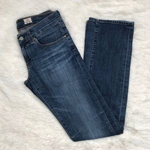 AG Tomboy Relaxed Straight Jeans Size 26